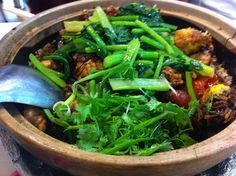Claypot rice, Geylang East.