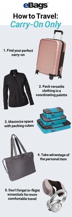 How to pack carry-on