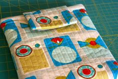 oneshabbychick, iPad cover tutorial