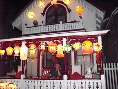 Martha's Vineyard Grand Illumination Night!