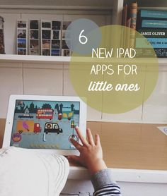 6 New iPad Apps for Little Ones - Playful Learning