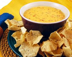 Reasons You Need Queso in Your Life <3 If you haven't tried these melty cheese dips, you're missing out <3 Side Note: Velveeta Queso Blanco works GREAT for Queso