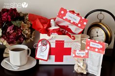 Get Well Gift - doctor kit