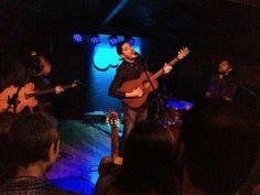El pasado jueves estuve viendo a +Jacobo Serra en +Costello Club y la verdad es…