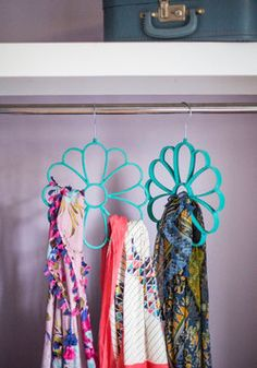 Cultivate Organization Scarf Hanger, #ModCloth