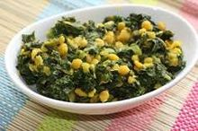 Kale Chickpea Mash