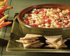 Layered Hot Artichoke & Feta Dip Recipe