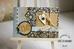"""Hobbies Paper - The Blog: Flipbooks """"about me"""" by Silva"""