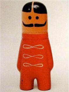 """Libuse Niklova, """"Tamer,"""" 1964 - vintage toy jouet design vintage"""