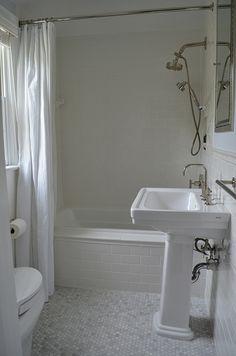 kohler tub with subway tile