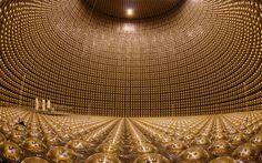 andreas gursky, super kamiokand, experi catch, japan, neutrino detector