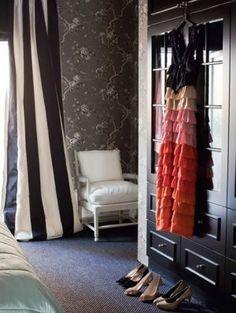 Dressing room lusciousness   More on the Luscious website: http://mylusciouslife.com