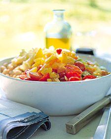 Minestrone Salad - Martha Stewart Recipes
