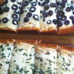 Cheese and Olive Bread Allrecipes.com