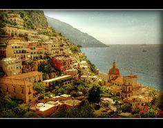 Positano: Southern Italy