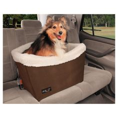 Miles Pet Booster Seat - this would be great for my pup!