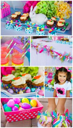 Eaaster party Ideas #easter