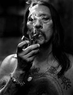 """Everything good that has happened to me has happened as a direct result of helping someone else"" - Danny Trejo"