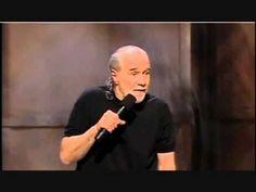George Carlin 1996 ▶️