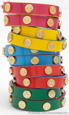 Tory Burch | Logo Double Wrap Bracelet