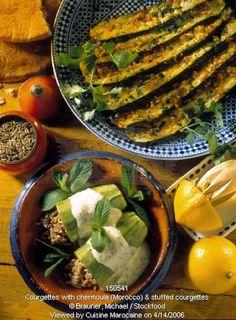 أشهر وصفات الطبخ المغربي بالصور
