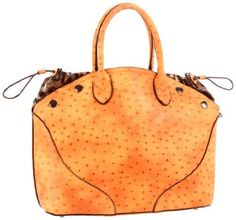 Sydney Love Ostritch Tote | Top Tangerine Fashions for Women #stylish