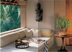 Asian/Moroccan interior = THIS is the look of the India pied a terre ... someday