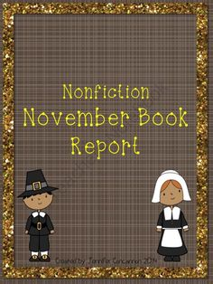 Nonfiction November Book Report from EndeavorsinEducation on TeachersNotebook.com -  (6 pages)  - Expose your students to different genres while giving them choice with this nonfiction photo book report. Included in the file are the instructions, rubric, and pictures of student examples.