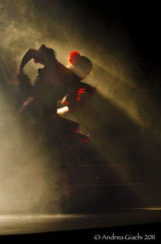 'Flamenco' by Andrea Giachi - gorgeous light and shadows!