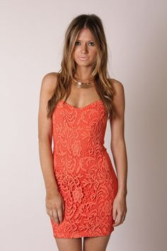 coral...my obsession
