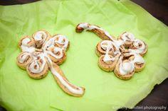Cinnamon Roll #Recipe Shamrock Style #StPatricksDay http://madamedeals.com/cinnamon-roll-recipes-shamrock-style/