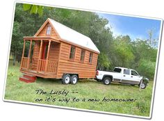 Trailer Size 7' x 10' XS-House Design from tumbleweedhouses.com