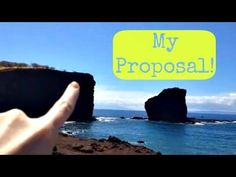 My Proposal! And The Story Of Sweetheart Rock - #YouTube