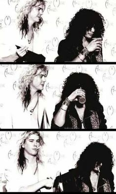 Duff. Slash.