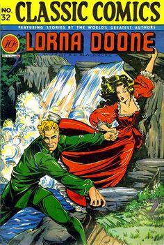 Lorna_Doone (Matt Baker cover)