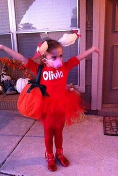 12. Olivia | 21 Children's Book Characters Born To Be Halloween Costumes
