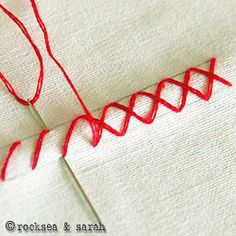 A great tutorial on how to do Danish cross stitch #embroidery. It is beautifully illustrated and also features the traditional American way of cross stitch too. Try them both!