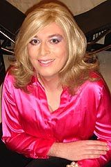 Miriam (blond) with feminization hypnosis. http://www.dress-me-up.co.uk