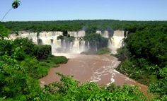 Best places in the World   World's Best Places to Visit   Iguacu Falls, Brazil.  Visited in 2010.