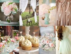 blush and mint wedding | wedding color mint blush pink wedding in italy – Perfect WEDDING ...