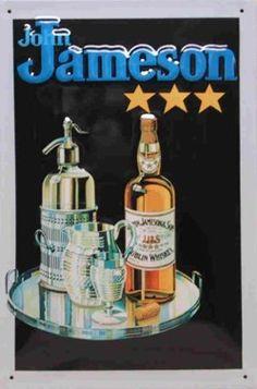 Jameson Irish Whiskey Pub Sign