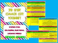2nd grade common core resources