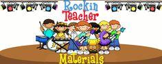 Rockin' Teacher Materials  Common core student data binders and stuff