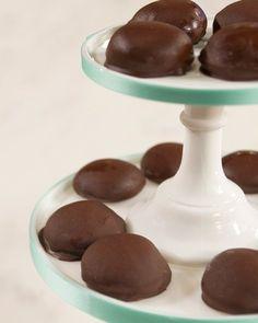 Chocolate-Marshmallow Treats Recipe