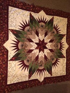 Summer Solstice, Quiltworx.com, Made by Pamela Troughton.