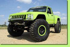 1990 Jeep Comanche Project MJ