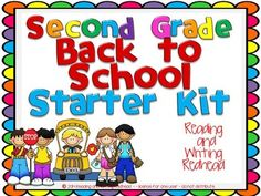 Contains several writing prompts for grades 1-3.   Also:Write the Numbers 1-50 in Color and b&w  Capital and Lower Case Letter Assessment Short +  & -  assessment Back to School Question Circle A Friend Like Me Scavenger Hunt What I Want to Learn About in Second Grade( 1st & 3rd grade, too) Classroom Scavenger Hunt Chrysanthemum - inspired Name Graph and Questions Fall Antonym Fun Game Spelling Assessment 6 days of Morning Work