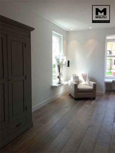 Mooie vloer - Interieurontwerp en -realisatie villa door Molitli Interieurmakers