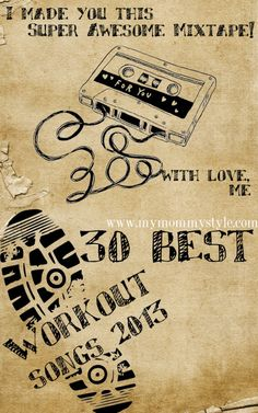 30 BEST Workout songs of 2013