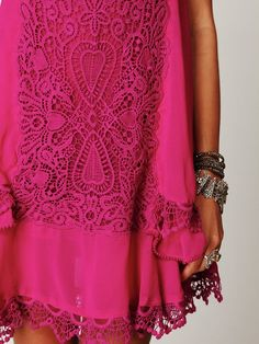 berry lace, love this, would love to re-create!!